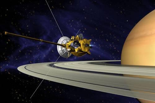 Dopo 20 anni in orbita la Cassini dormirà nelle nebbie di Saturno