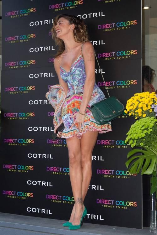 Belen Rodriguez, buongiorno in lingerie 13