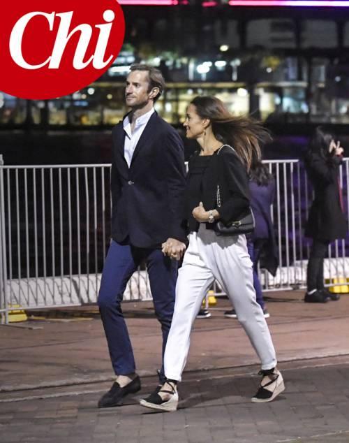 Il viaggio di nozze di Pippa Middleton e James Matthews 3