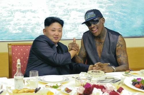 Sport arma a doppio taglio: Rodman da Kim ma i campioni Nba snobbano la Casa Bianca