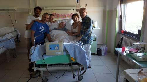 Roma, mancano i posti letto: disabile sfrattata dall'ospedale