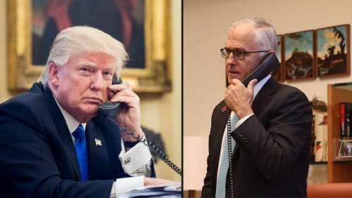 Il premier australiano fa il verso a Trump