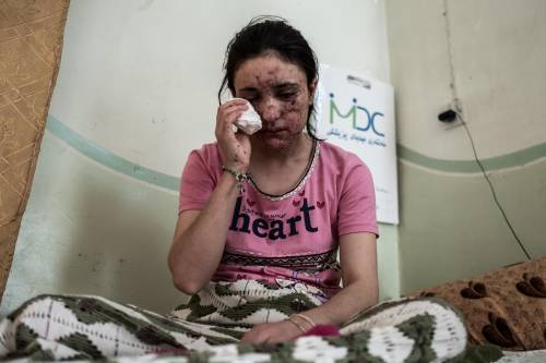 Lamja, fuggita dallo Stato islamico 4