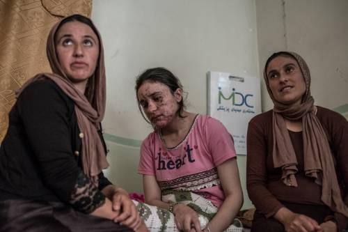Lamja, fuggita dallo Stato islamico 2