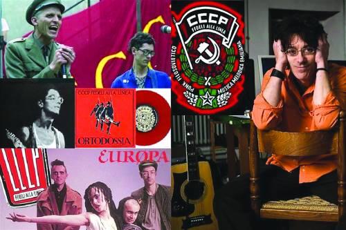 CCCP, la musica (italiana) all'ombra del Muro di Berlino