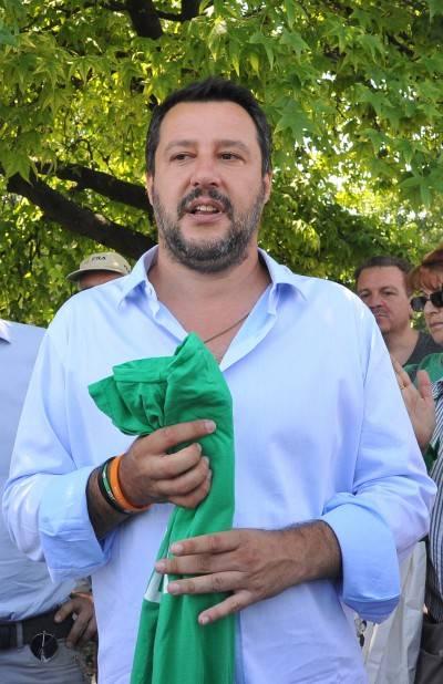 Salvini: Governo complice Il Pd: Segnale inquietante