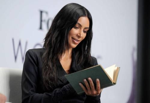 Kim Kardashian sexy, parla per le donne 30