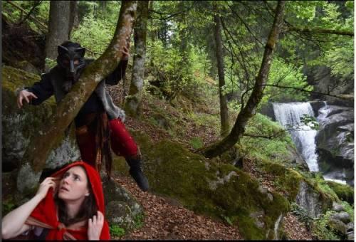 Cappuccetto rosso, gatti e vacanze: la nuova vita di Amanda Knox 2