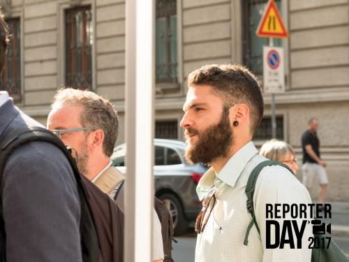 Reporter Day, non è il solito talent 4