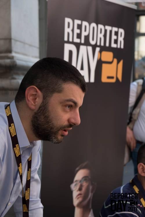 Reporter Day, non è il solito talent 2