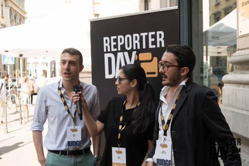 Reporter Day, non è il solito talent 3