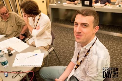 I candidati al Reporter Day 4