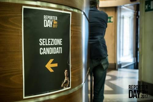 I candidati al Reporter Day 2