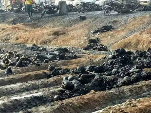 Pakistan, 146 morti nell'incidente a un'autocisterna 6