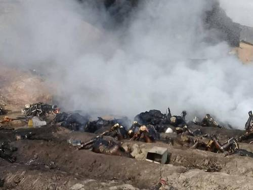 Pakistan, 146 morti nell'incidente a un'autocisterna 19