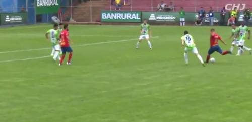 Alex Del Piero torna al gol: destro dai 25 metri e palla all'incrocio