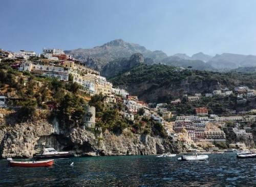 Emily Ratajkowski e la sua estate bollente in Italia 6
