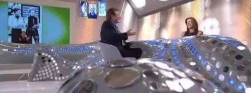 Paolo Limiti risponde come avrebbe fatto Mina a Cristina Parodi