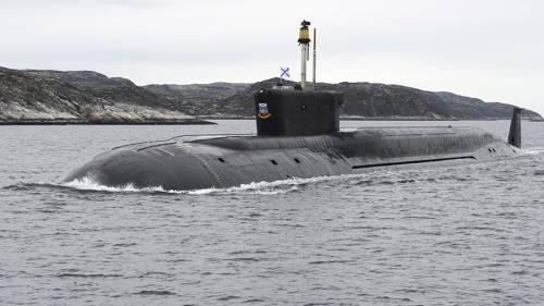 Russia, rilevate carenze sul primo sottomarino classe Borei II