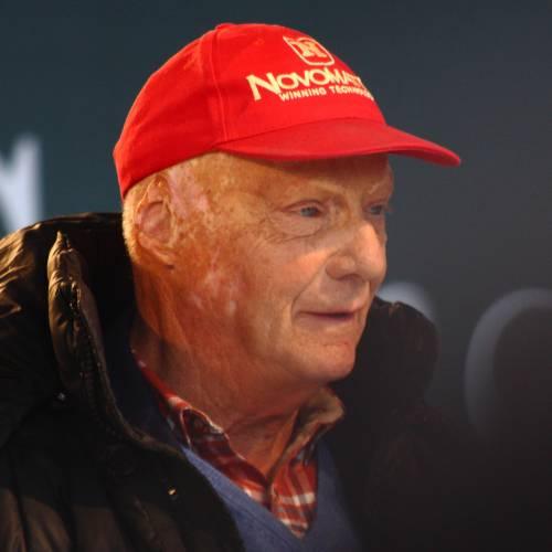È morto a 70 anni Niki Lauda: fu una leggenda della Formula 1