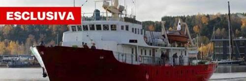 Migranti, Generazione Identitaria ha trovato la nave anti-Ong