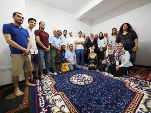 Apre la sala di preghiera islamica: polemiche contro l'università di Parma