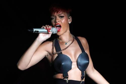 Rihanna, le foto sexy 2