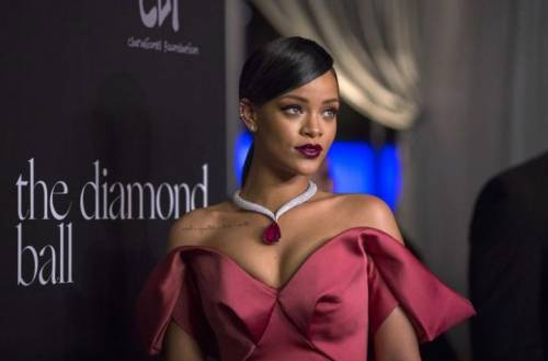Rihanna, le foto sexy 7