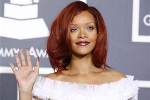 Rihanna, le foto sexy 9