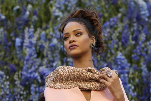 Rihanna, le foto sexy 12
