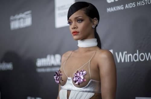 Rihanna, le foto sexy 14