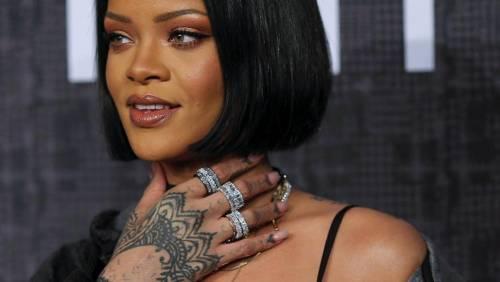 Rihanna, le foto sexy 4
