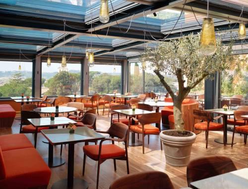 Salad bar, Barbecue menu e Spa: il nuovoEden si apre alla città di Roma