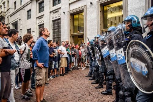 Tensioni al Comune di Milano 3