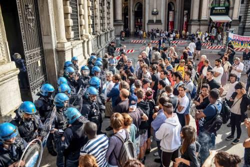 Tensioni al Comune di Milano 8