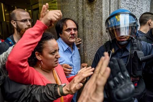 Tensioni al Comune di Milano 10