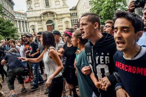 Tensioni al Comune di Milano 2
