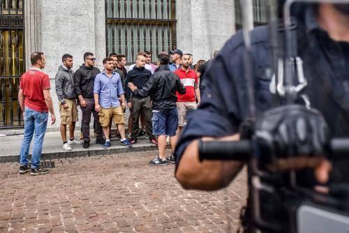 Tensioni al Comune di Milano 13