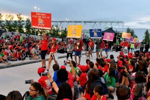 Più sport, meno smartphone la sfida olimpica degli oratori
