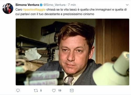 Paolo Villaggio, il messaggio dei vip 8