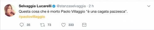 Paolo Villaggio, il messaggio dei vip 12
