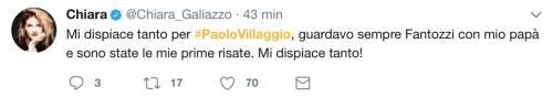 Paolo Villaggio, il messaggio dei vip 2
