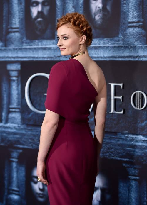 Sophie Turner, le foto sexy 30