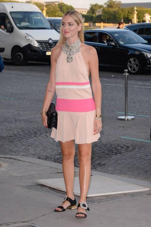 Chiara Ferragni sexy a Parigi 30