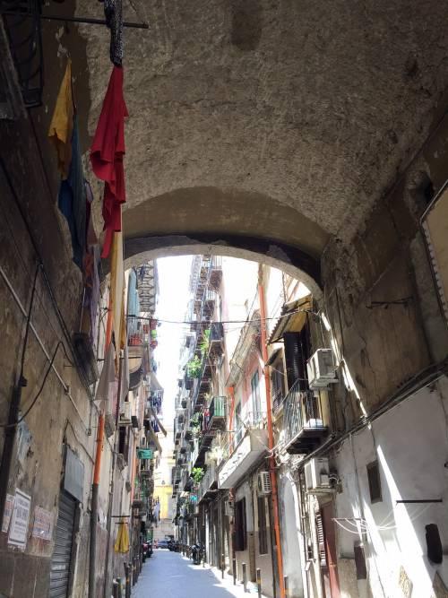 Napoli, il Pallonetto di Santa Lucia 2