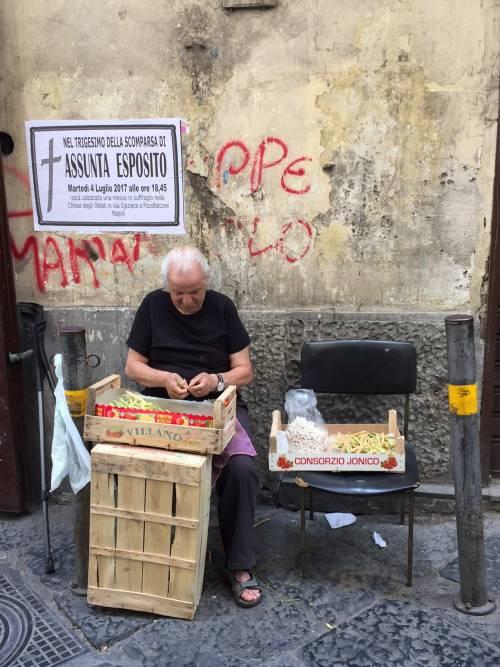 Napoli, il Pallonetto di Santa Lucia 6