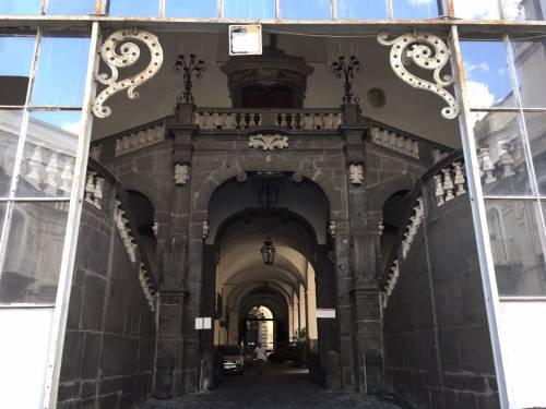 Napoli, il Pallonetto di Santa Lucia 16
