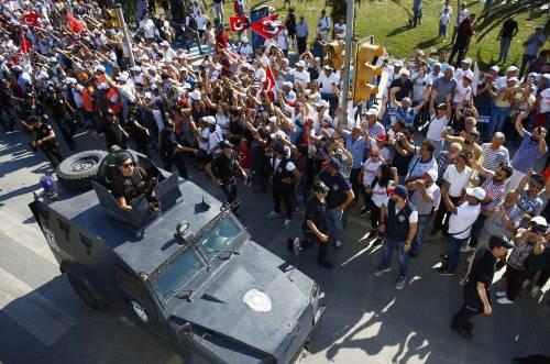 Istanbul, la marcia per la giustizia in Turchia 10