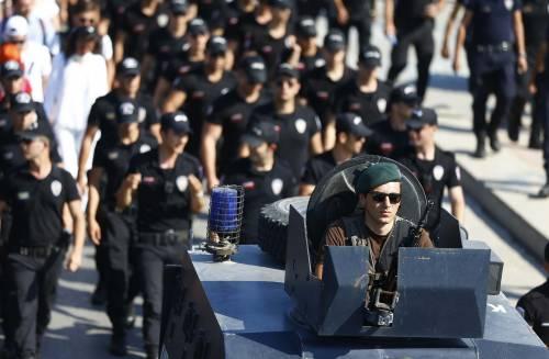 Istanbul, la marcia per la giustizia in Turchia 18