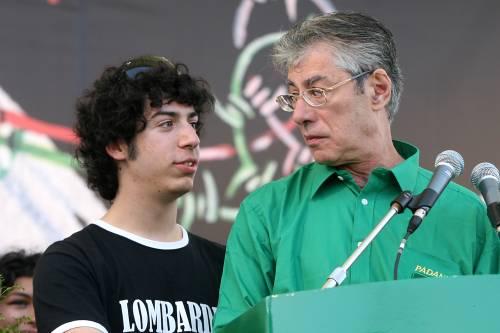 """Renzo Bossi: """"Dopo la grande paura papà ora è tranquillo"""""""